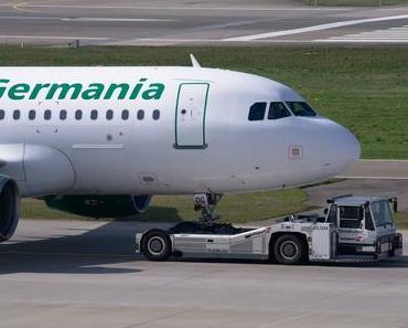 Pleite am Himmel: der letzte Flug der Germania