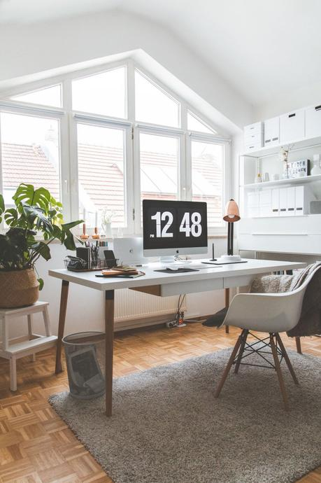 Mein Arbeitszimmer 20 Stylishe Und Funktional Einrichtungsideen