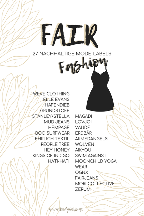 Fesche Fair-Fashion Marken