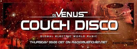 Couch Disco 032 by Dj Venus (Podcast)