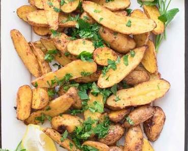 Harissa Kartoffeln