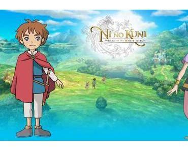 Film zu Ni no Kuni angekündigt