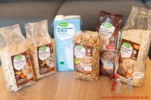 Glutenfreie Bio Hafer Müsli von Alnavit – Großes Gewinnspiel mit 5 Alnavit Frühstückspaketen