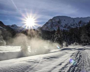 Skitour aufs Liebeseck: Von Flachau ins Glück