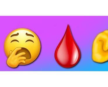 60 neue Emojis im Anmarsch