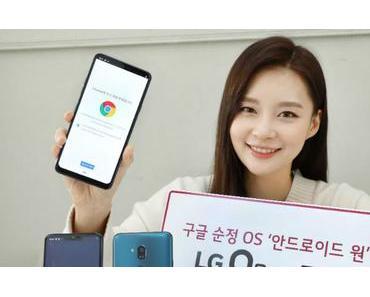 LG Q9 One: Neues Android One-Smartphone mit Snapdragon 835 vorgestellt