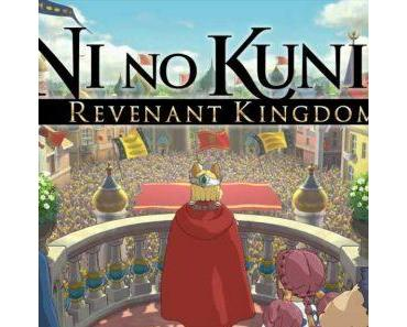 Ni no Kuni erhält eine Anime-Adaption