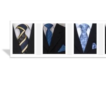 Krawatten - das stilvolle Accessoires für den Herrn