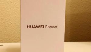#0867 [Review] HUAWEI smart 2019