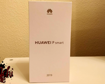 #0867 [Review] HUAWEI P smart 2019