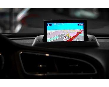 Im April kann es GPS-Probleme geben
