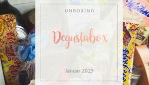 Degustabox unboxing Januar 2019
