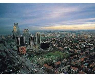 Istanbul ist moderner als erwartet!