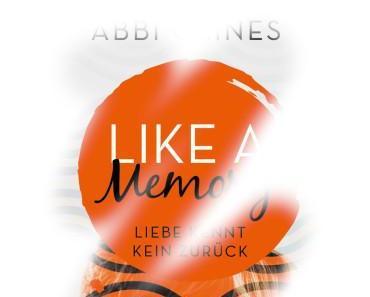 [Rezension] Like a Memory