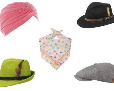 Der Hut steht ihr sehr gut