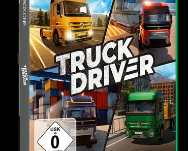 Entwickler Update für Truck Driver veröffentlicht