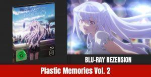 Review: Plastic Memories Limited Edition Vol. 2 | Blu-ray