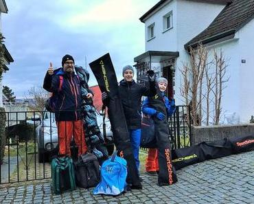 Klimaschutz im Kleinen: Mit dem Zug in die Skiferien