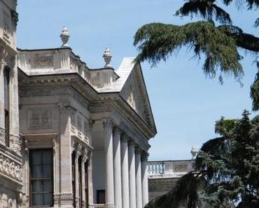 Der Dolmabahçe Palast