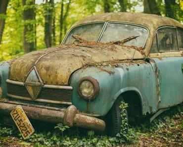 Auto-Liebe rostet nicht