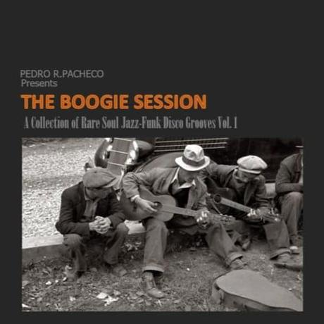 The Boogie Session Vol.1 • free mixtape