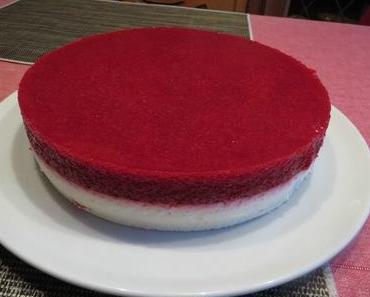 """""""Fruchtige"""" Buttermilch-Torte"""