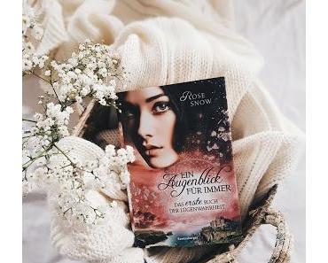 Ein Augeblick für immer - Das erste Buch der Lügenwahrheit von Rose Snow