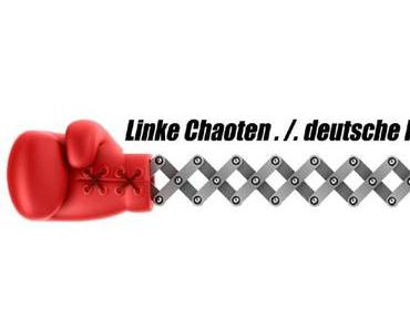 Linke Chaoten – deutsche Patrioten
