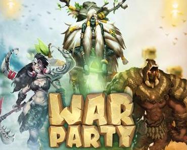 Warparty verlegt das RTS-Genre in die Steinzeit