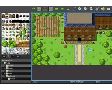 Jetzt Spiele einfach entwickeln – RPG Maker erscheint für PS 4 und Switch