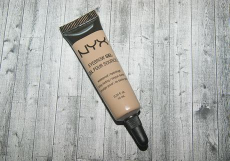 NYX Professional Makeup Eyebrow Gel Blonde