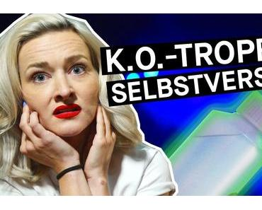 K.O. Tropfen – Gefahr für Mann und Frau