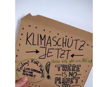 Fridays For Future - Klimaschutz geht uns alle an!
