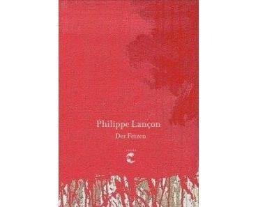 Philippe Lançon. Der Fetzen