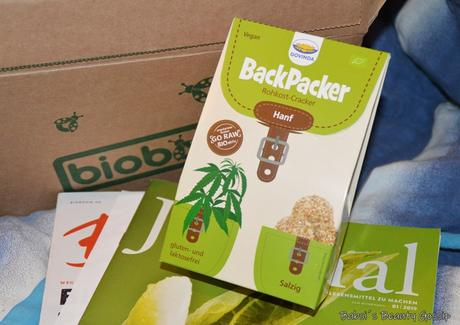 [Unboxing] – Biobox März 2019 – Food & Drink: