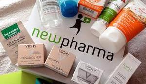Newpharma Wohlbefinden bequem nach Hause geliefert