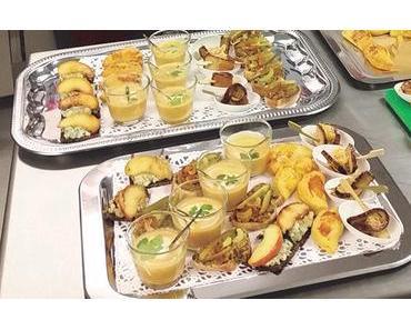 Vegetarische Küche: Gestern und Heute… Soirée de dégustation