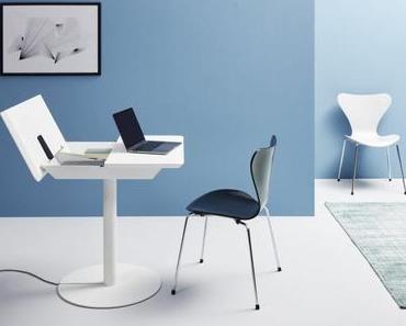Duotable – ein variabler Ess/Schreibtisch