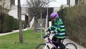 Fahrtechniktraining Kinder
