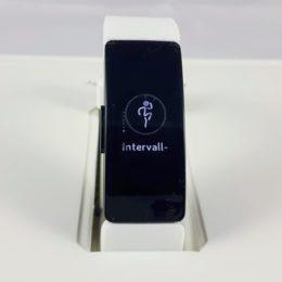 Fitbit Inspire HR Intervall Trainer