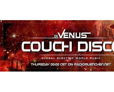 Couch Disco 038 by Dj Venus (Podcast)