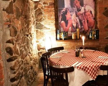 """Wriezens leckerer Italiener """"Bella Vista"""""""