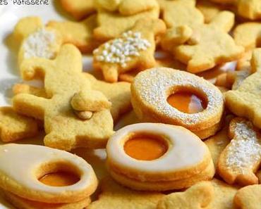 1 Teig - 3 Kekse für Ostern: Mandel-Häschen, Kokos-Schäfchen & Fruchtige Ostereier