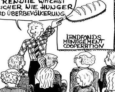 Grüne Unlogik: 'Menschengemachter Klimawandel' ade, Überbevölkerung juche!