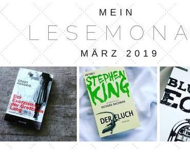 Lesemonat [03 2019]