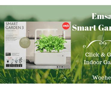 Emsa Smart Garden 3 – Woche 1
