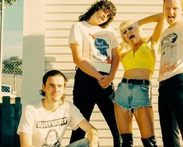 Amyl And The Sniffers: Pures Adrenalin