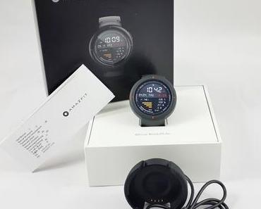 Amazfit Verge Test – Viel Smartwatch um wenig Geld