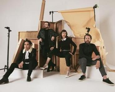 """NEWS: Silversun Pickups veröffentlichen neues Album """"Widow's Weeds"""""""