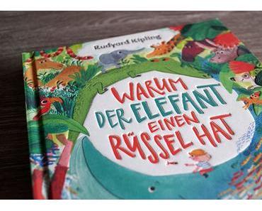 Kinderbuchliebling | Warum der Elefant einen Rüssel hat